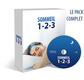 Pack Sommeil 1-2-3